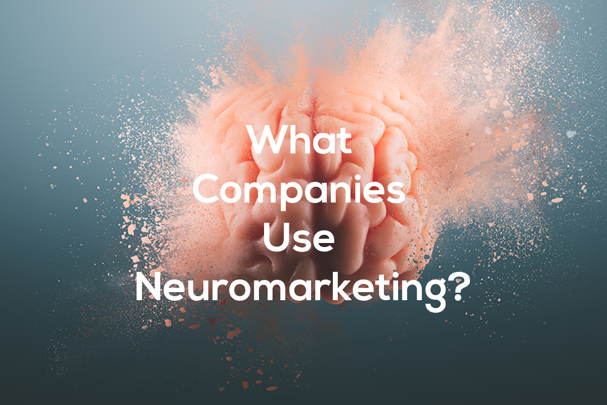 What companies use neuromarketing to boost sales